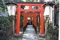 Procházíme branami a skládáme hold zdejší kultuře...