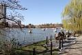Můžete vyzkoušet šlapací lodičky nebo chcete raději v klidu užívat první jarní sluneční paprsky... Vše je dovoleno!