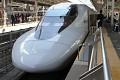 Přesouváme se směr Nagoya a jak jinak než Shikanseny, radost cestovat - přesný, rychlý a útulný ...