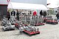 Kde je ta doba, kdy se prodávali pořádné žulové lapy a sochy - bohužel trh je zaplaven čínskými odlitky ...