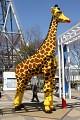 Legolandy ... Ale ta žirafka se jim povedla, jako živá ...