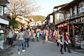 Gion - věhlasná ulička plná Gejš a malých obchůdků ...