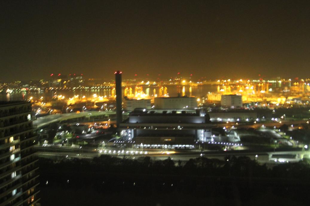 Noční Tokio