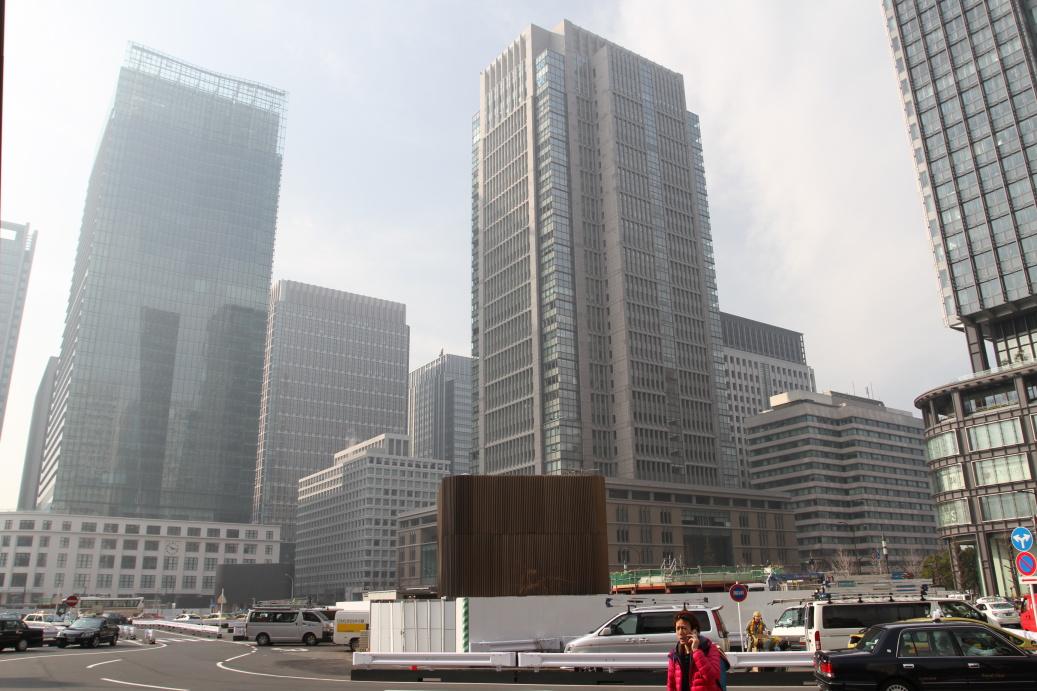Tokijská metropole se halí do smogu, už vím proč tu používaji roušky...