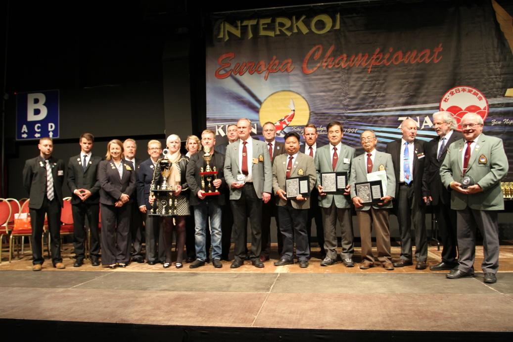 INTERKOI 2015 - final ceremony