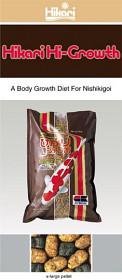 Excelentní růstové krmení Hikari Hi - Growth pro extrémní růst KOI! Vyvinuto pro krmení KOI šampionů.