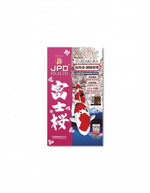 Podpořte zdraví a rekonvalescenci po léčbě vašich KOI! Krmení Fujizakura posiluje imunitu!