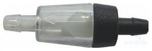 Zpětný ventil 4mm 2ks