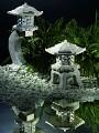 Krása japonských lamp