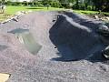 AKC Pokládka geotextílie