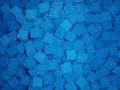 Bioakvacitové kostky 3*3 cm zaručí dostatečnou biologickou filtraci vody.