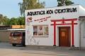 Aquatica KOI Centrum Holice zvenku