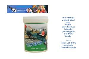 Léčivo pro ryby Anti Worm