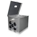 Bubnový filtr pro koupací jezírka do 200m3, pro jezírka s KOI do 120m3.