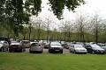 Každoročně přijíždí velká řada návštěvníků, parkoviště jsou přeplněná ...
