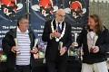 Pan Pešava ihned při svém prvním startu vítězil se svoji Ochibou - přidejme se k blahopřání od starosty Venla - skvělý český úspěch na největší evropské KOI Show!