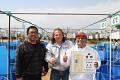 A vítězně se odměnil i lednový nováček naší TOP KOI Line - Goshiki 18 Bu - děkuji Kenichi & Riki / thanks Minuma KOI Farm ...