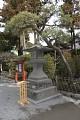 Japonské zahrady si nelze představit bez žulových lamp ...
