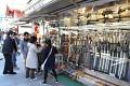 """Samozřejmě japonské meče """"Katany"""" nemohou chybět ..."""