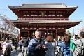 """Kdo byl v Tokyu a nenavštívil """"Senjoji Temple"""", ten jako by tu nebyl ..."""