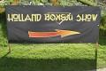 Každoroční KOI součástí je i Holland Bonsai Show ...