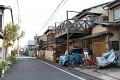 Kjótské uličky jsou tiché, klidné, tedy nesmíte chodit po hlavních bulvárech, kde chodí turisté, aby se tu neztratili ...