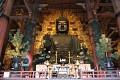 Uvnitř najdete mimo jiné - největší bronzovou podobiznu Budhy - úctyhodných 16m !