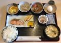 Den je dlouhý a náročný ... je dobré se dobře nasnídat ... typická japonská snídaně ...