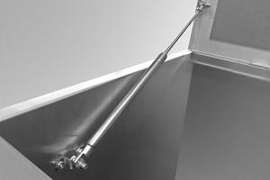 Bubnový filtr pro koupací jezírka do 50m3, pro jezírka s KOI do 30m3