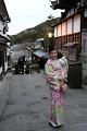 A opravdu nelhali, cestou můžete potkávat originální japonské Gejši - profesionální společnice - a není tím myšleno sexuální ! Gejša je vyučována znalostí tradičního umění, společenské konverzaci a schopností udržení tajemství - je vyhledávána zámožnými m