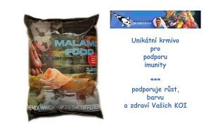 Malamix Food _ extra KOI krmení _ 3,25kg