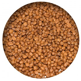 Růstové krmivo pro KOI granule 3 mm určené pro KOI okolo 10 cm