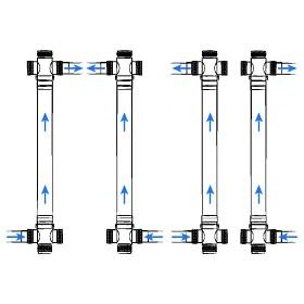 VC lampa 75 W T5 _ variabilita zapojení