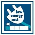 Světlo pracuje obzvlášť energeticky a nákladově úsporně