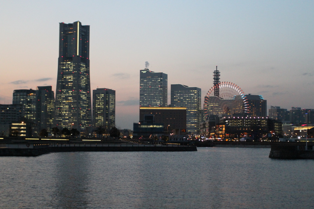 Yokohama trip 2015