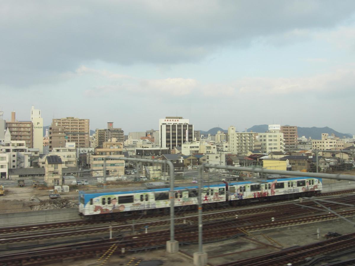 Městečka jsou silně přelidněná, doprava hustá,...