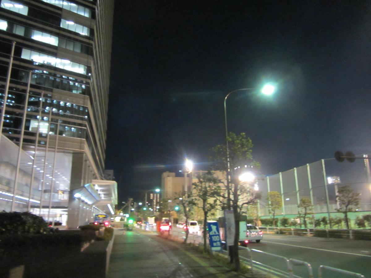 V Tokiu se sportuje i v noci, i když vedle hlavních tahů to asi není moc zdravé?