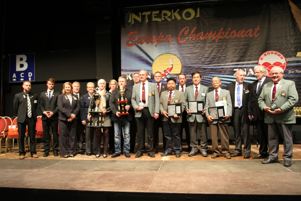 INTERKOI 2015 - final ceremony