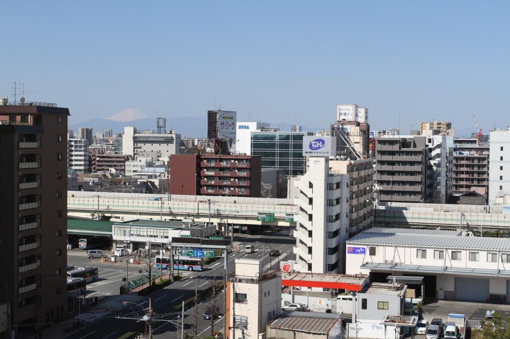 Tokijské ráno 2015
