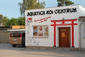 Aquatica KOI Centrum Holice