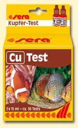 Sera Cu test 15 ml