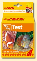 Sera NH3/NH4 test 15ml
