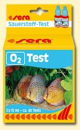 Sera O2 test 15 ml
