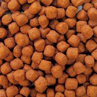 Krmení na barvu Orange 3 mm, 1 kg