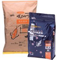 Profesionální krmivo pro KOI určené zejména pro období výkyvů teplot vody v jezírku.