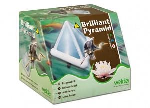Reflexní plovoucí pyramida