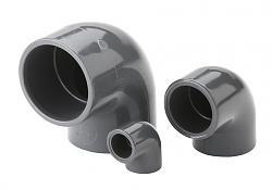 FIAP PVC Koleno 90° 20 x 20 mm