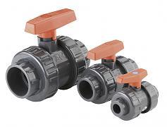 FIAP PVC Kulový ventil 20 x 20 mm