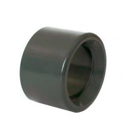PVC redukce krátká 40 x 32 mm