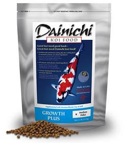 Růstové krmení pro KOI Dainichi Growth Plus 5 kg, M pro maximálně rychlý růst KOI bez deformací